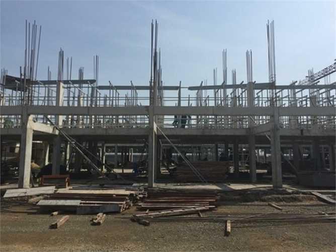 Đến cuối 2014 đầu 2015 CTCP Phát triển địa ốc Cienco 5 (Cienco 5 Land), Chủ đầu tư dự án bất ngờ tái khởi động dự án này bằng việc triển khai đầu tư xây dựng hạ tầng và các khu chung cư giá rẻ.