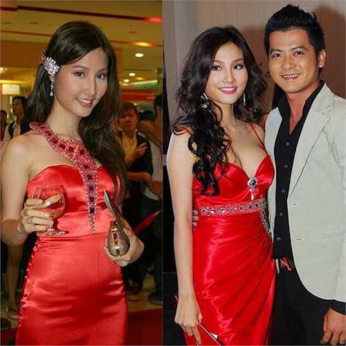 Năm 2008, Diễm My tham gia cuộc thi Người đẹp Hoa anh đào và giành giải nhì. Sang năm 2010, cô dự thi cuộc thi lớn hơn là Hoa hậu Thế giới người Việt nhưng không đoạt được thành tích gì. Trong khoảng thời gian đó, Diễm My vẫn là một cô gái có phong cách thời trang khá kín đáo, quê mùa. Sang giai đoạn 2011-2012, Diễm My đã biết 'hở' hơn nhưng vẫn chưa thoát mác 'sến sẩm'.