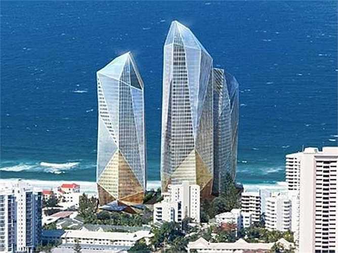 Tập đoàn này đã mở nhiều khách sạn 5 sao khắp Trung Quốc. Ngoài ra, tập đoàn này cũng đầu tư bất động sản ở  Sydney, London, Chicago và Los Angeles