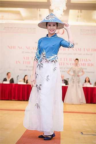 Minh Hạnh: rất cá tính rất Việt Nam và rất Mỹ. Đó chính là thông điệp của sự biến đổi kỳ diệu.