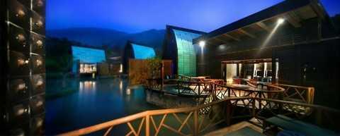 Những kiệt tác kiến trúc tại khu nghỉ dưỡng đẹp nhất hành tinh