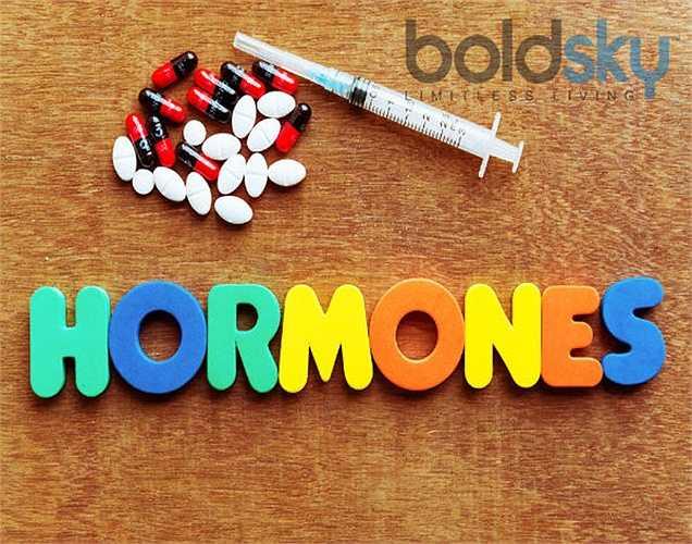 Hormones giận dữ: Để tăng cường sức khỏe vòng 1,  quan trọng là bạn nên để ý đến mức độ căng thẳng và cân bằng nội tiết. Bằng cách đó, bạn sẽ tránh xa khỏi tất cả các vấn đề sức khỏe.