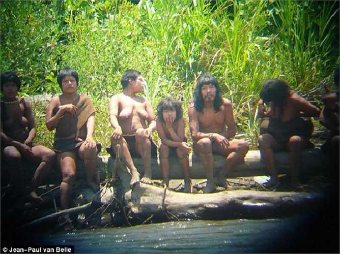 Nhưng các hoạt động khai thác gỗ, buôn bán thuốc phiện và du lịch khiến bộ tộc bí ẩn này buộc phải đến các ngôi làng trong vùng để cướp phá lấy thức ăn, công cụ và vũ khí săn bắn