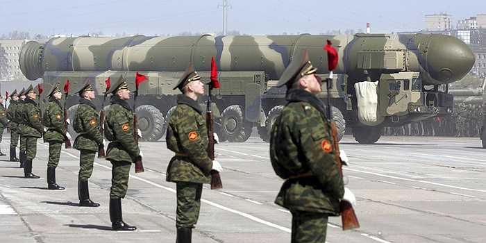 Topol-M là tổ hợp tên lửa thế hệ thứ 4 của Liên Xô trước đây hay Nga hiện nay