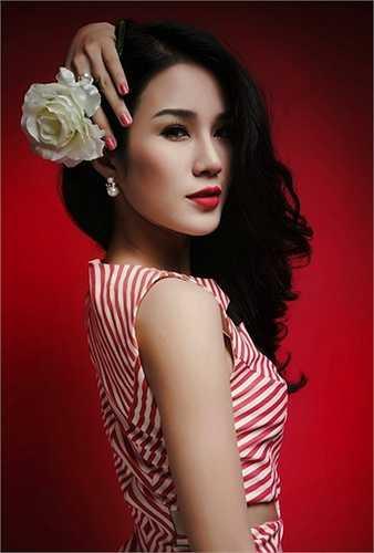 Hiện tại, cô nàng đang xuất hiện trong vai trò MC chương trình Sasuke Việt Nam, phát sóng vào thứ Năm hàng tuần trên truyền hình