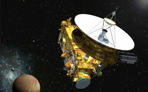 Phải mất 28 triệu năm, tàu New Horizon mới có thể đi hết quãng đường từ Trái đất đến hành tinh Kepler-425b