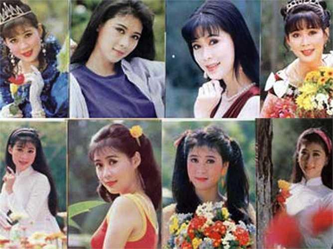 Vẻ đẹp tuổi đôi mươi của Diễm Hương làm say đắm lòng người.