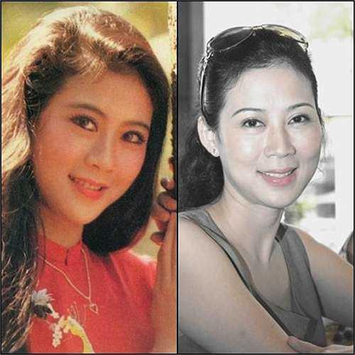 Xuất hiện trở lại vào năm 2007, Diễm Hương ngay lập tức 'hot' trở lại.