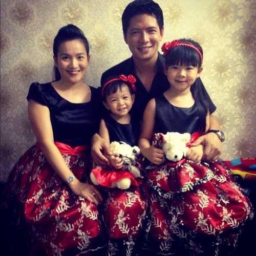 Trải qua bao sóng gió, gia đình nhỏ của Bình Minh - Anh Thơ vẫn ngập tràn hạnh phúc.
