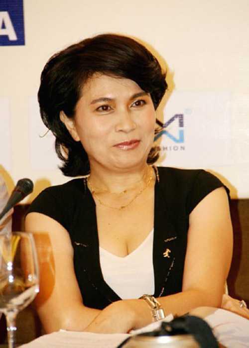 Bùi Mỹ Trang - người vợ thứ 3 của đạo diễn Trần Lực.