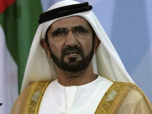 Phó Tổng thống kiêm Thủ tướng của Các Tiểu vương quốc Arập thống nhất (UAE), Hoàng thân Sheikh Mohammed Bin Rashid Al Maktoum. (Nguồn: Getty)
