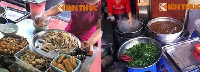 Quán phở gà đắt nhất Hà Nội: Quán phở phố Yên Ninh được nhiều người biết đến với biệt danh quán phở đắt nhất Hà Nội vì mức giá quá 'chát' cho một bát phở tại đây. Mỗi lần ăn phở tại quán này, thực khách có thể phải trả tới 60.000 -150.000 đồng, dù giá cao như vậy nhưng thực khách đến ăn vẫn đông kỳ lạ.