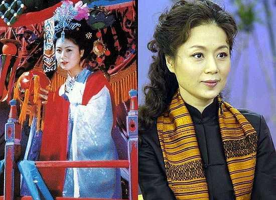 Ân tiểu thư - Mã Lan: Mã Lan, nữ diễn viên kịch Hoàng Mai chính là người thủ vai nhân vật Ân tiểu thư, thân mẫu của Đường Tăng. Cô sinh năm 1962 tại tỉnh An Huy và tham gia biểu diễn từ năm 18 tuổi, được công nhận là diễn viên hạng A cấp quốc gia cho những tạo hình ở thể loại sân khấu kịch Hoàng Mai cũng như truyền hình.