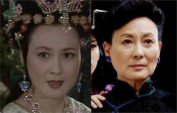 Vương hậu nước Ô Kệ - Hướng Mai: Hướng Mai (tên thật Võ Tướng Mai, sinh năm 1937)  là nữ diễn viên truyền hình hạng A của Trung Quốc. Từ nhỏ bà đã yêu thích nghệ thuật và những năm học cấp ba đã tham gia đóng kịch với tư cách diễn viên nghiệp dư cho một đoàn kịch nói.    Sau khi tốt nghiệp, Hướng Mai theo học Khoa Kiến trúc đại ĐH Thiên Tân (1957). Khi còn là sinh viên, bà tham gia đóng bộ phim Đội bóng rổ nữ số 5, đánh dấu bước ngoặt đầu tiên trong sự  nghiệp điện ảnh.
