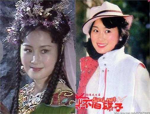 Kim Thánh Nương Nương – Chiêm Bình Bình: Chiêm Bình sinh năm 1948 tại Hàng Châu, mẹ mất năm lên 2 nên cha đẻ cho bà làm con nuôi của hàng xóm. Năm 1959 bà được theo học Kinh kịch tại trường sân khấu Thượng Hải, nền móng đưa bà thành diễn viên Kinh kịch  nổi tiếng khắp Thượng Hải.