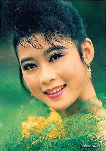 Nhắc về Diễm Hương, Đoàn Minh Tuấn chỉ có thể nói 'Đó là một người xinh đẹp tuyệt trần, rất khó tìm được người khác như cô ấy'.