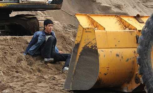 Diễn viên Bình Minh vào vai con trai của ông trùm ma túy Hoàng Vũ