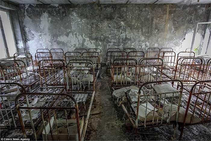 Ngày 26/4/1986, một trong 4 lò phản ứng tại nhà máy Chernobyl, ở thị trấn Pripyat, Ukraina phát nổ, gây ra thảm họa hạt nhân tồi tệ nhất trong lịch sử