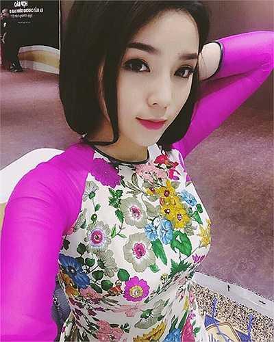 Hoa hậu xinh như hoa!
