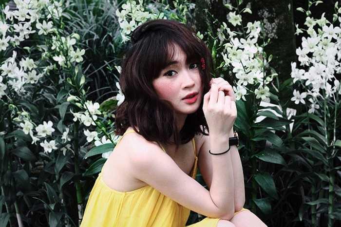 Sun Ht là mẫu ảnh nổi tiếng trong lĩnh vực thời trang dành cho giới trẻ ở Hà Nội