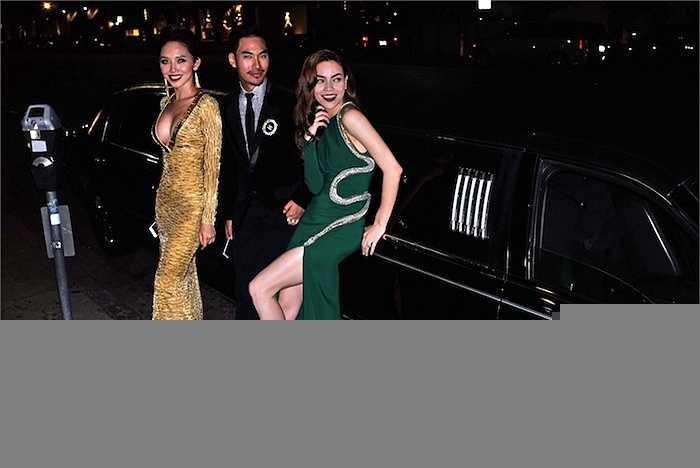 Trong vài năm gần đây, mỗi khi tham gia những sự kiện quốc tế, các nghê sỹ Việt Nam luôn biết cách gây ấn tượng bởi phong cách thời trang không hề thua kém các ngôi sao quốc tế.