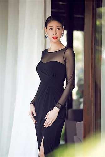 Trải qua bao thăng trầm của cuộc sống, giờ đây cô đã có một cuộc sống viên mãn với doanh nhân Huỳnh Trung Nam.