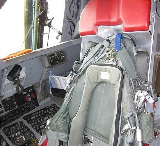 B-52 có thể hoạt động trong phạm vi 7,200-16,000 km, có khả năng phát triển tốc độ tới 950km/h và hoạt động ở độ cao gần 16,700 m