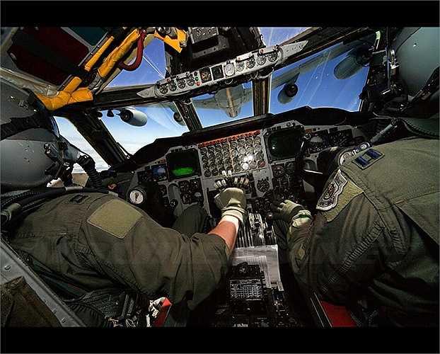 Qua 8 lần cải tiến, Mỹ đã sản xuất hàng trăm máy bay B-52