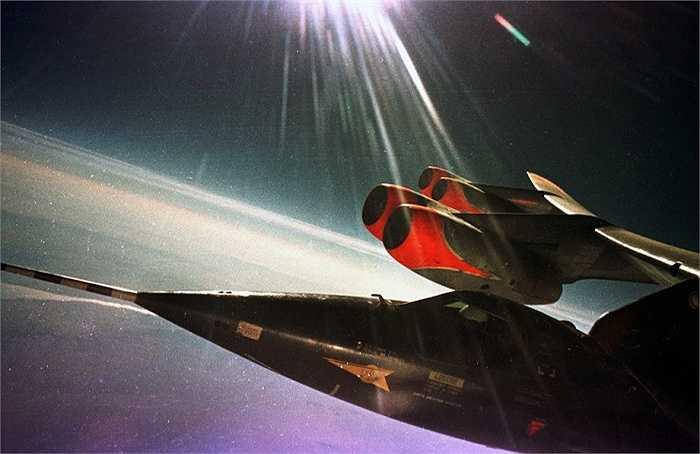 B-52 vẫn luôn được xem là 'con át chủ bài' của Không quân Mỹ