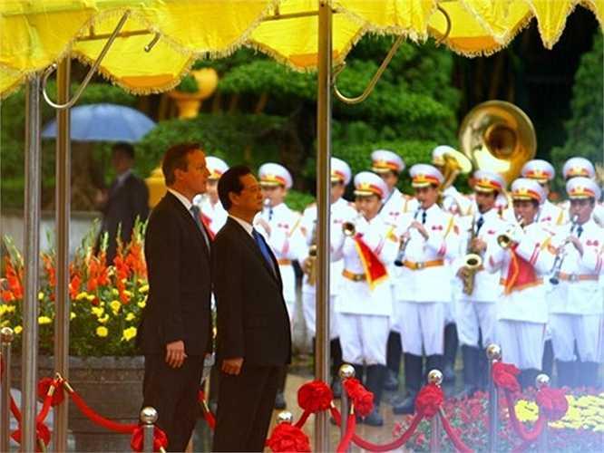 Chuyến thăm nhằm trao đổi các biện pháp, phương hướng làm sâu sắc hơn nữa quan hệ Đối tác Chiến lược Việt Nam - Anh