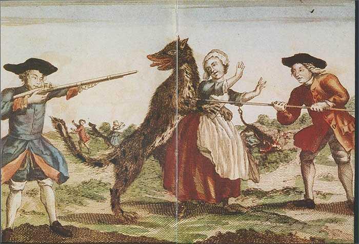 Có một giả thuyết cho rằng, quái vật Gevaudan chỉ là một con vật (giống chó sói lai chó nhà) có thân hình to lớn và vô cùng khôn ngoan.