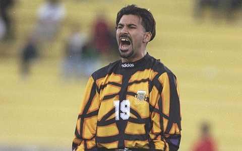 Carlos Roa - Người gác đền của ĐT Argentina ở World Cup 1998 trở thành Nhà truyền đạo