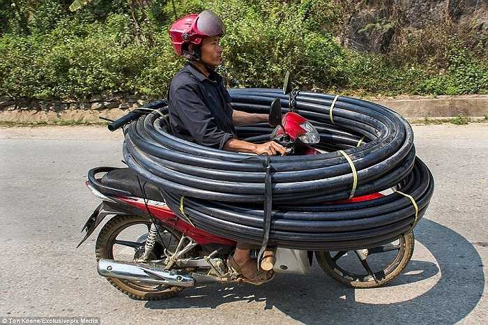Những hình ảnh này khiến không ít du khách đến Việt Nam phải trầm trồ
