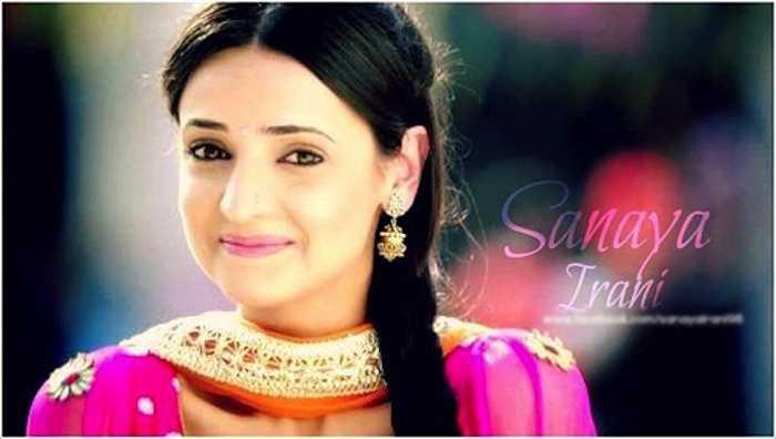 2. Sanaya Irani nổi tiếng là một trong những nữ diễn viên có mức cát-sê 'khủng' nhất Ấn Độ.