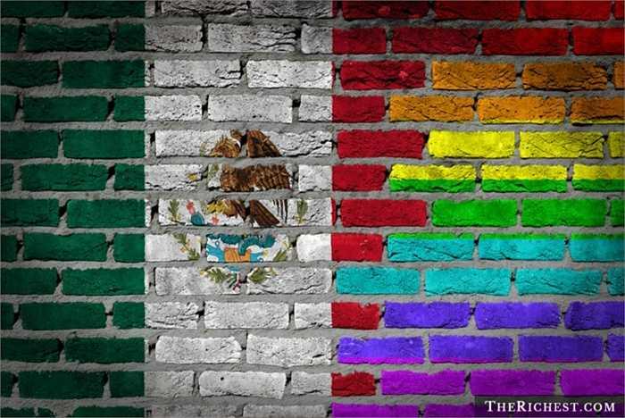 Mexico. Người láng giềng Mexico rõ ràng đã bị ảnh hưởng khá nhiều từ tư tưởng của người Mỹ và họ được cho là cũng sắp bước theo những gì người Mỹ đã làm dành cho việc hôn nhân đồng tính