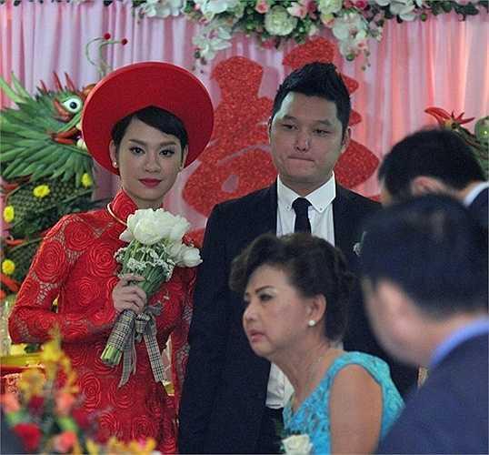 Chồng của Trà My là Tô Văn Đức, một đại gia giàu nức tiếng ở Sài Gòn.