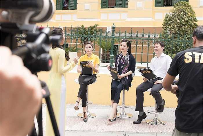 Với kinh nghiệm nhiều lần ngồi 'ghế nóng' ở các cuộc thi nhan sắc cũng như trong các chương trình cộng đồng, xã hội, Hoa hậu Đền Hùng 1992 sẽ mang đến những chia sẻ bổ ích cho các thí sinh tham gia cuộc thi trong vai trò là một trong những giám khảo tham gia chấm thi tại vòng tuyển chọn.
