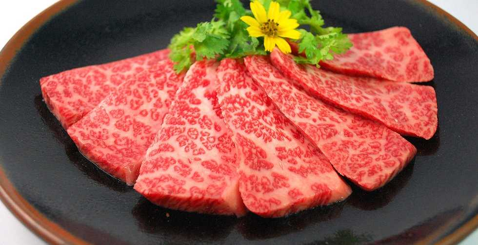 Bò Kobe có giá trên 10 triệu đồng/kg
