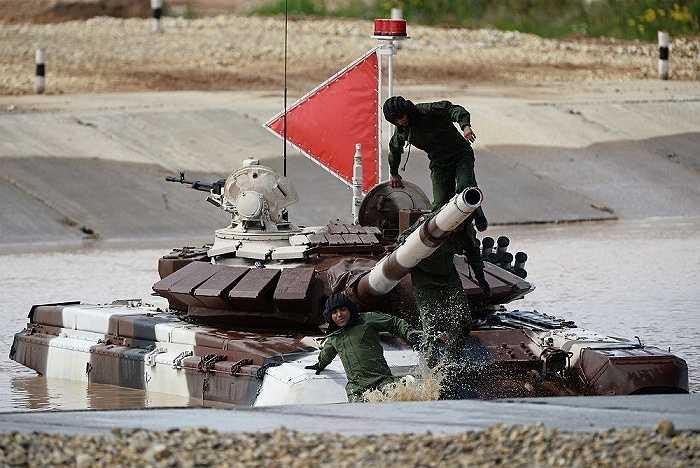 Xe tăng quân đội Venezuela