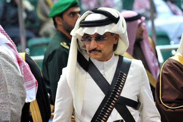 Hoàng tử Ả Rập Saudi Alwaleed bin Talal