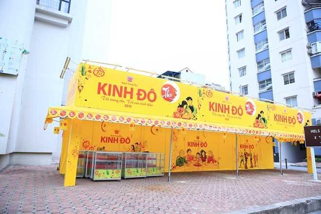 Những mặt bằng đẹp, thông thoáng trên các tuyến đường lớn ở Hà Nội có giá thuê ngang bằng tại những siêu thị, trung tâm thương mại. Ảnh: Ngọc Lan.