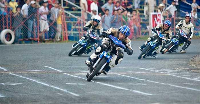 Xuất hiện tại Việt Nam cách đây khoảng 5 năm, thương hiệu giải đua Vietnam Motor Cub Prix của Golden Times Commnunications đã thổi một luồng sinh khí vào môn thể thao tốc độ ở Việt Nam.