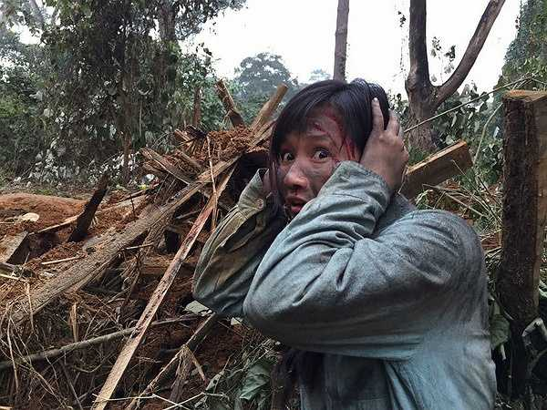 Lã Thanh Huyền chia sẻ, khi nhận được lời mời từ ê kíp sản xuất, cô đã rất lo lắng bởi Mây là vai diễn nặng ký, có thể coi như linh hồn của bộ phim.