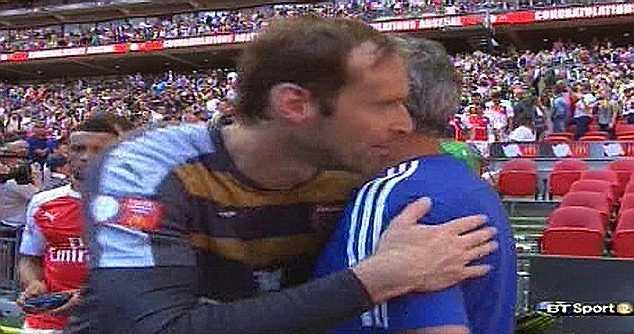 hay Petr Cech