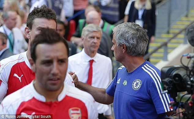 Mourinho vội vã