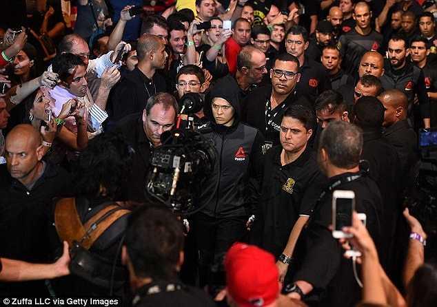 Ronda Rousey từng cảm thấy buồn chán vì không có đối thủ