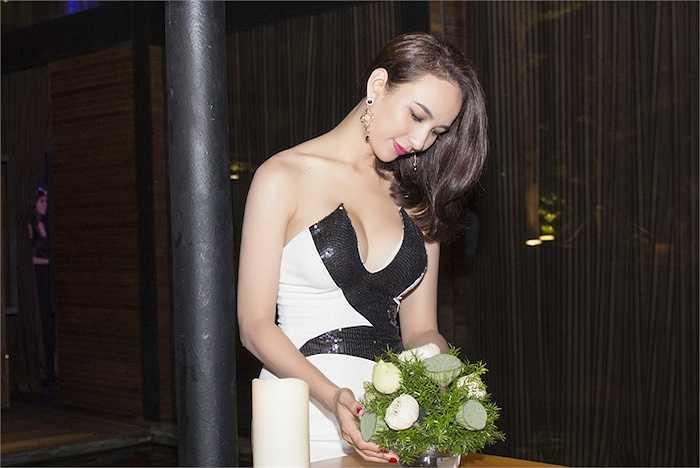 Hoa hậu Du lịch Việt Nam 2008 còn là một doanh nhân tài năng, nhưng Ngọc Diễm lại có đời sống cá nhân giản dị, giàu tình cảm.