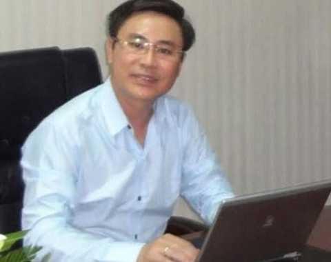 Dương Kim Sơn trước khi bị Cơ quan An ninh khởi tố, bắt tạm giam