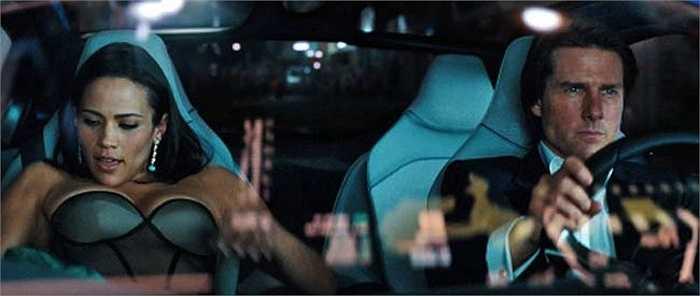 Trong Nhiệm vụ bất khả thi 4, Paula vào vai một nữ đặc vụ đầy quyến rũ đồng hành cùng Tom Cruise