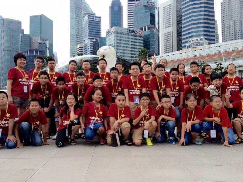 Đoàn học sinh Việt Nam tham dự cuộc thi Toán học trẻ Quốc tế (IMC 2015)